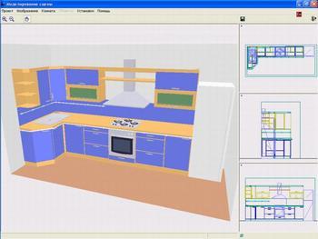 программа для дизайна мебели кухни